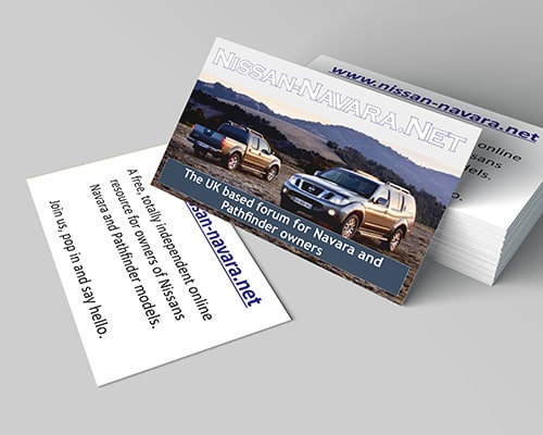 Business Card Navara