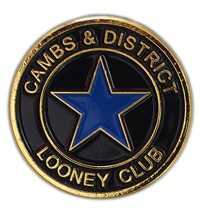 Metal Badge LooneyClub