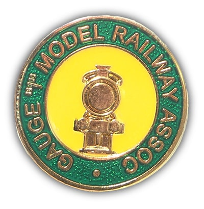 Model Railway Club Pin badge